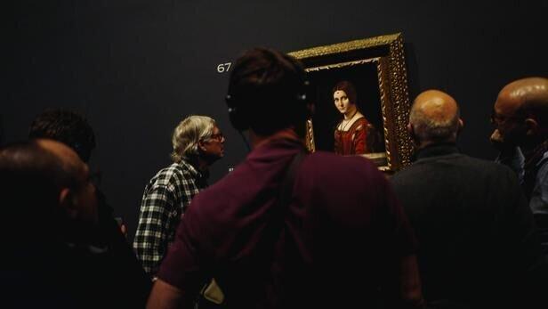 رکورد بازدید از آثار داوینچی در موزه لوور شکسته شد