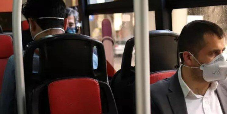 برخورد سختگیرانه در ناوگان عمومی پایتخت از فردا ، ورود افراد بدون ماسک به مترو و اتوبوس ممنوع شد