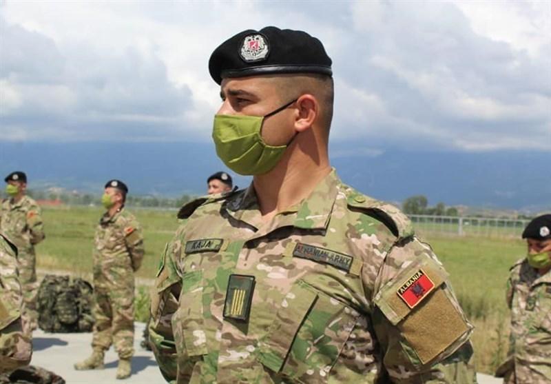 اعزام 2 گروه ارتش آلبانی به افغانستان
