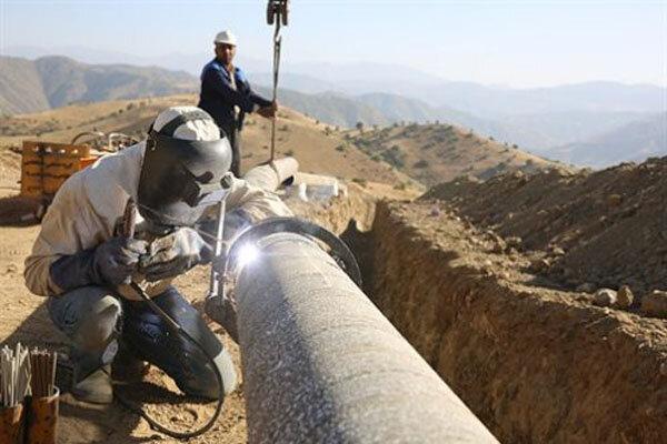 گازرسانی به 8 روستای کوهدشت