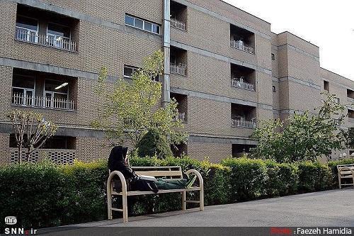 مهلت تخلیه خوابگاه های دانشجویی دانشگاه رازی به اتمام رسید