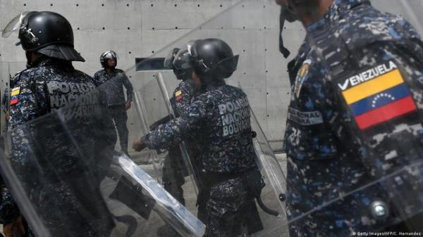 پلیس ونزوئلا رئیس گروه حقوق بشری این کشور را بازداشت کرد